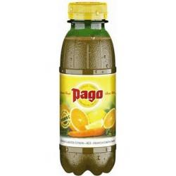Pago Orange Carotte Citron 33cl (pack de 12)