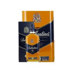 Ballantines Whisky Ballantines 12 ans 40% 1l avec étui