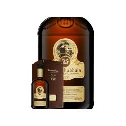Bunnahabhain 25ans Whisky Single Malt 70cl 46° avec étui