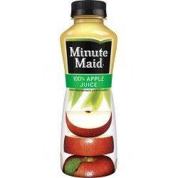 Minute Maid Pomme 33cl (pack de 24)