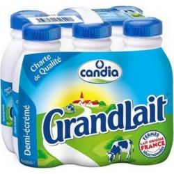 Candia GrandLait 50cl (pack de 6)