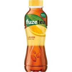 Fuze Tea Thé Noir Citron 40cl (pack de 24)