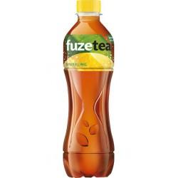 Fuze Tea Thé Noir Pétillant 40cl (pack de 24)