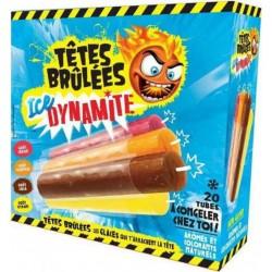 Têtes Brûlées Ice Dynamite Bâtons Glacés 20ml (20 tubes glacés)