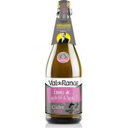 Val De Rance Cidre bouche envies de rose 4.5% 75 cl 4.5%vol.