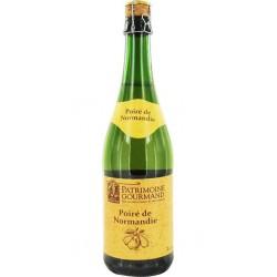 Patrimoine Gourmand Poiré de Normandie 3% 75 cl 3%vol.