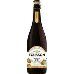 Écusson Cidre bio doux fruité 2.5% 75 cl 2.5%vol.