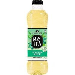 May Tea Boisson au thé vert saveur menthe 1 L