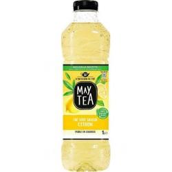 May Tea Boisson au thé vert saveur citron 1 L