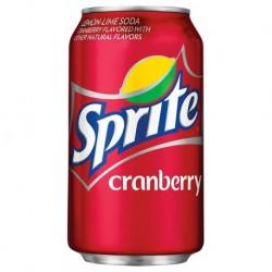 Sprite Cranberry 33cl (pack de 24)