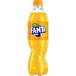 Fanta Boisson gazeuse à l'orange 50 cl