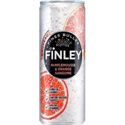 Finley Pamplemousse & Orange Sanguine 25cl (pack de 24)