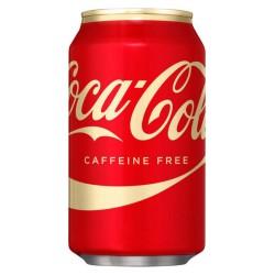 Coca-Cola sans Caféine (pack de 6)