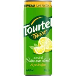 Tourtel Twist au Citron 33cl (pack de 4)