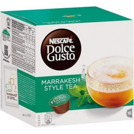 Dolce Gusto Marrakesh Style Tea 16 capsules