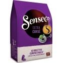 Senseo Café dosettes extra corsé 40 dosettes 277g