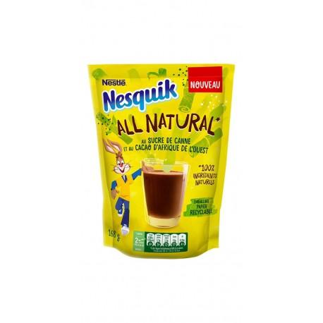 Nesquik All Natural 168g (lot de 6)