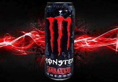 Boissons Monster
